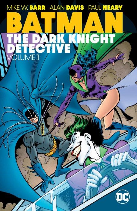 Batman - The Dark Knight Detective Vol.1
