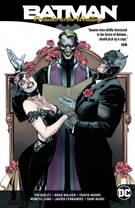 Batman - Preludes to the Wedding #1 - TPB