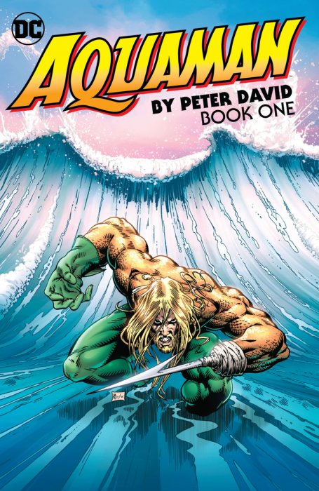 Aquaman by Peter David Book 1