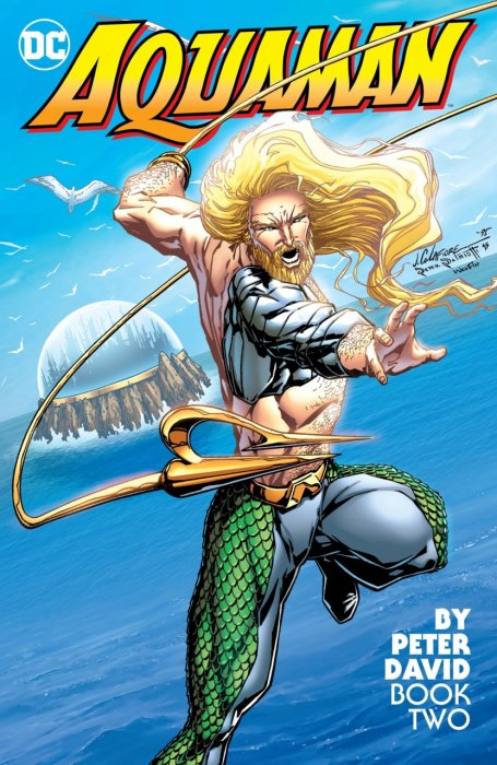 Aquaman by Peter David Book 2