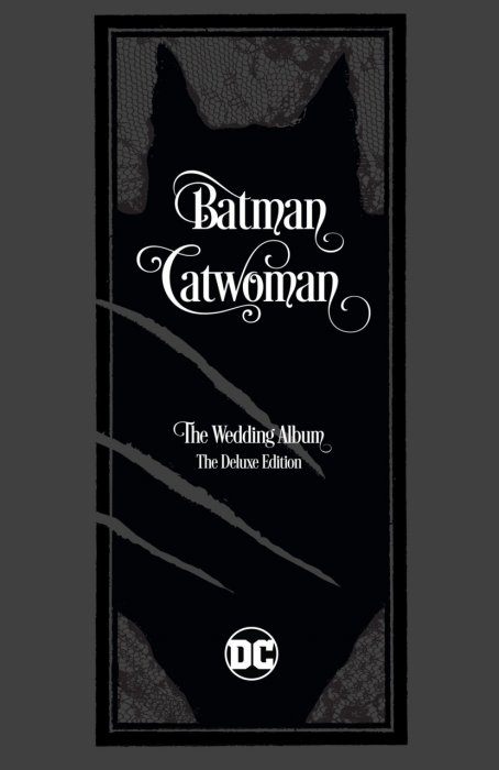 Batman - Catwoman - The Wedding Album - The Deluxe Edition #1 - HC