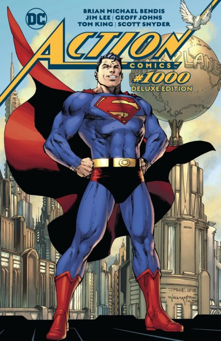 Action Comics 1000 - The Deluxe Edition #1 - HC