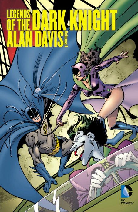 Legends of the Dark Knight - Alan Davis Vol.1