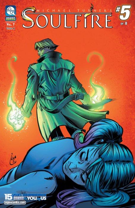Soulfire #5