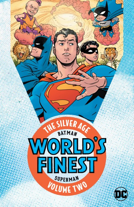 Batman & Superman in World's Finest - The Silver Age Vol.2