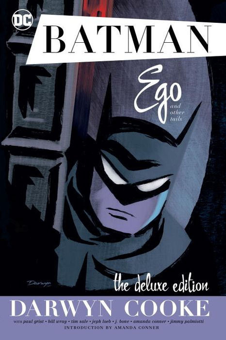 Batman - Ego and Other Tails - The Deluxe Edition #1 - HC