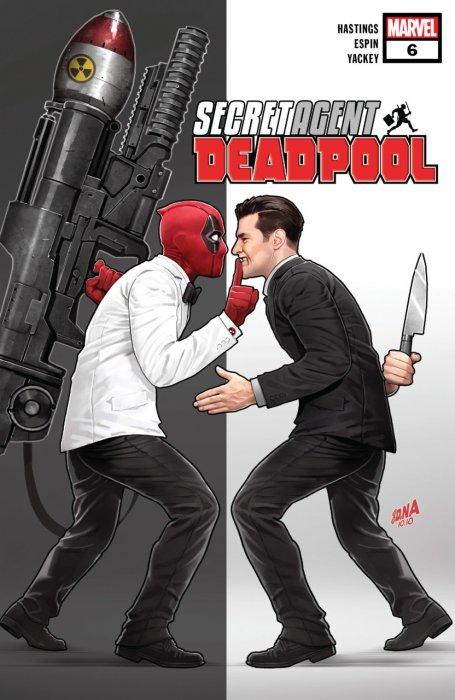 Deadpool - Secret Agent Deadpool #6