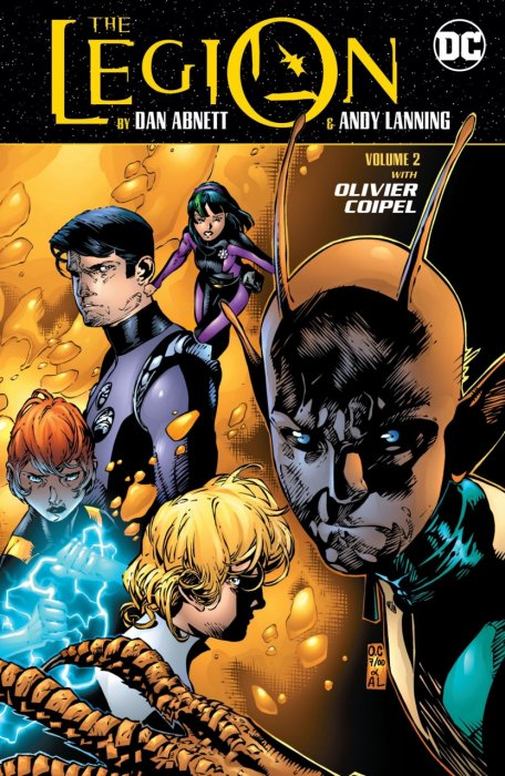 The Legion by Dan Abnett and Andy Lanning Vol.2