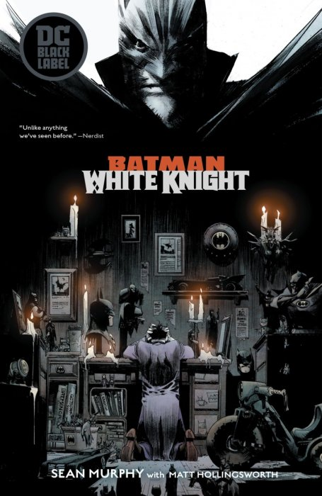 Batman - White Knight #1 - TPB
