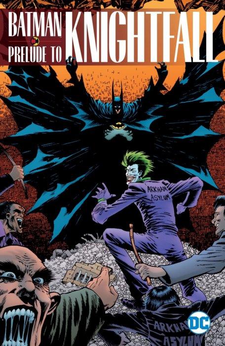 Batman - Prelude to Knightfall #1 - TPB