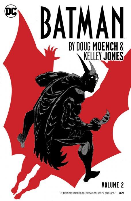 Batman by Doug Moench & Kelley Jones Vol.2