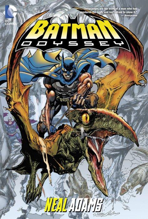 Batman - Odyssey #1 - HC/TPB