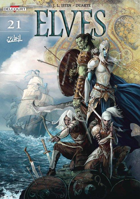 Elves Vol.21 - Rebirth