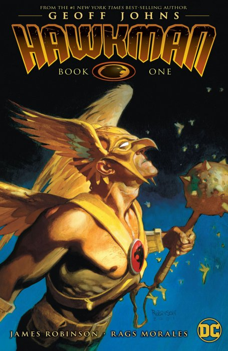 Hawkman by Geoff Johns Book 1