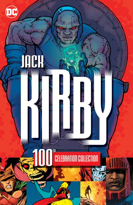 Jack Kirby 100th Celebration Collection #1 - TPB