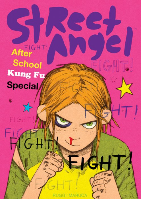 Street Angel - After School Kung Fu Special #1 - HC