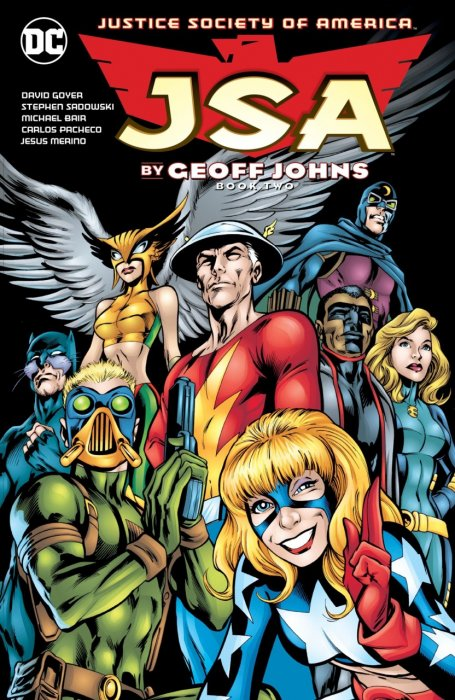 JSA by Geoff Johns Book 2