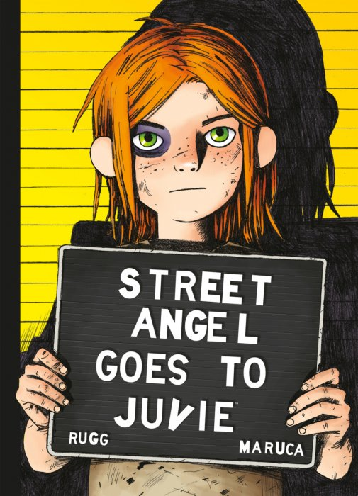 Street Angel Goes to Juvie #1 - GN