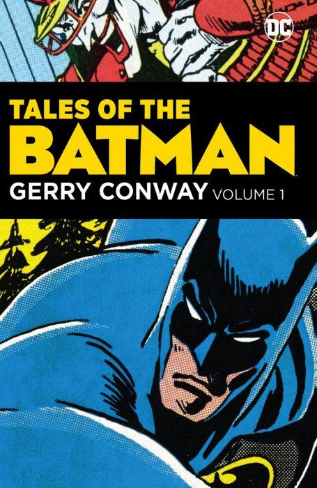 Tales of the Batman - Gerry Conway Vol.1