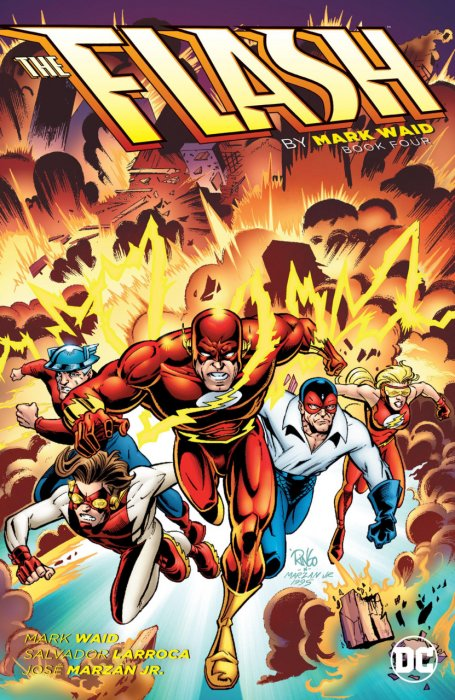 The Flash by Mark Waid - Book Four