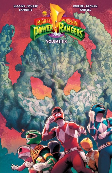 Mighty Morphin Power Rangers Vol.6