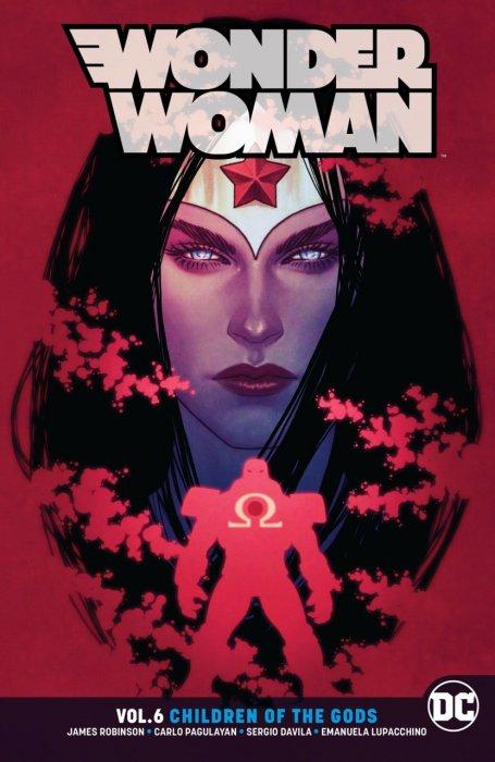 Wonder Woman Vol.6 - Children of the Gods