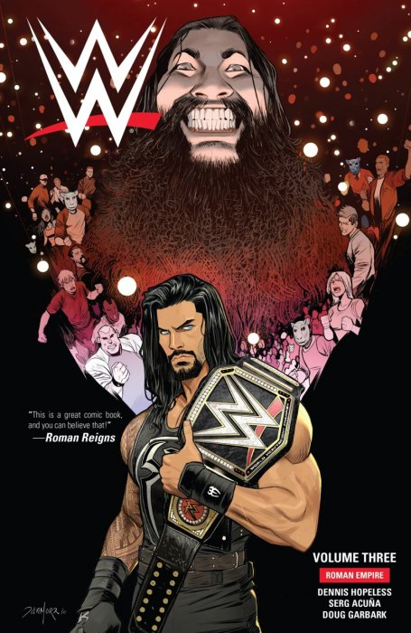 WWE Vol.3 - Roman Empire