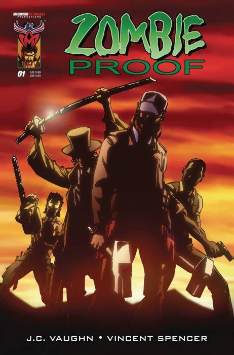Zombie-Proof - Zombie Zoo #1