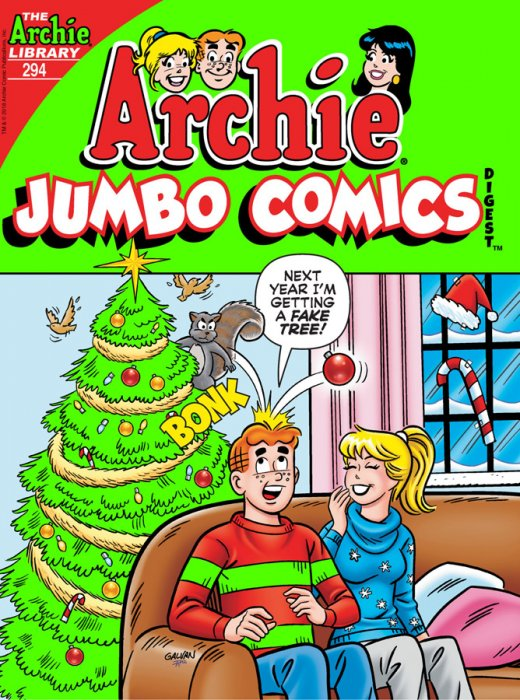 Archie Comics Double Digest #294
