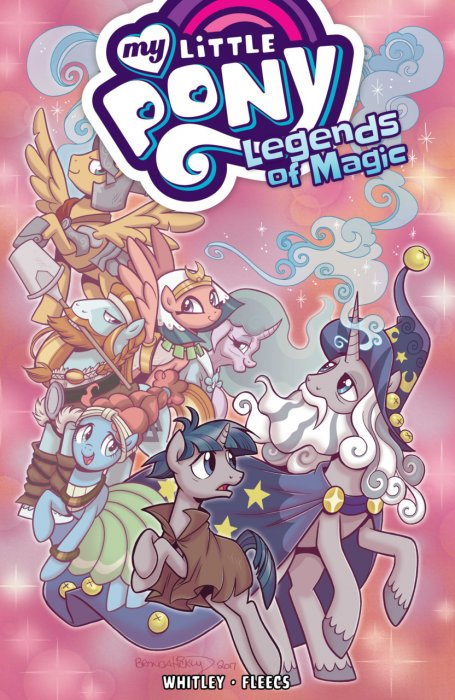 My Little Pony - Legends of Magic Vol.2