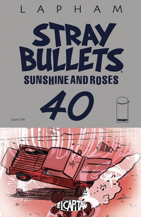 Stray Bullets - Sunshine & Roses #40