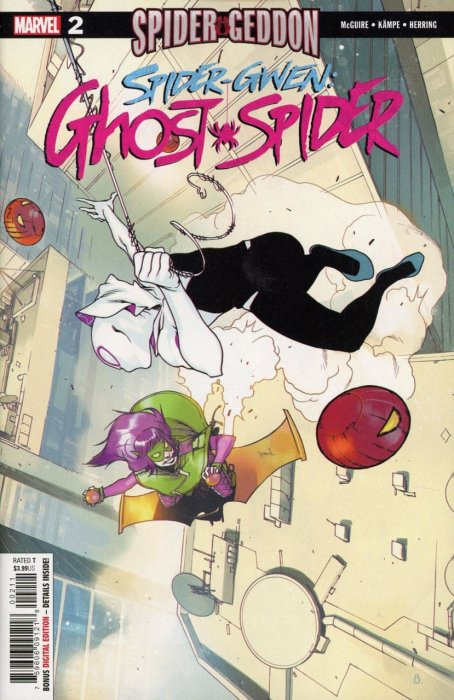 Spider-Gwen - Ghost-Spider #2