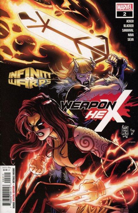 Infinity Wars - Weapon Hex #2