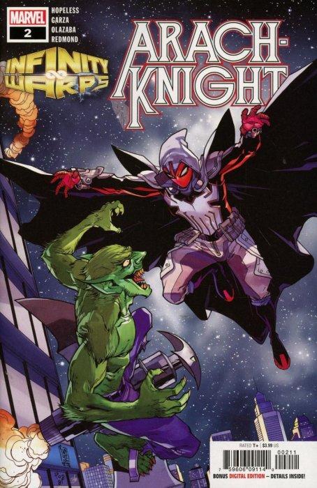 Infinity Wars - Arachknight #2