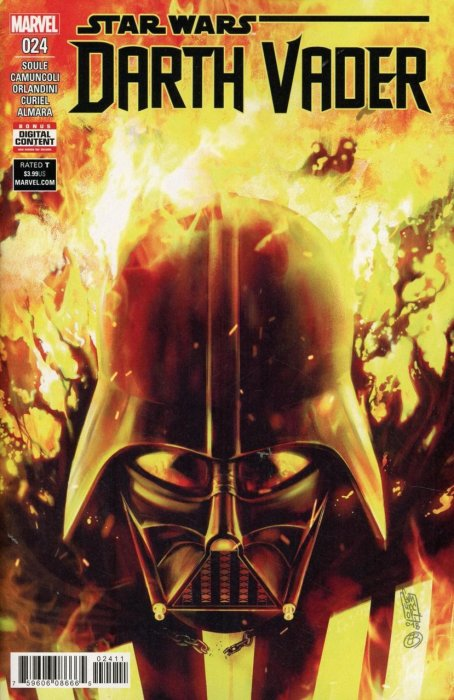 Star Wars - Darth Vader #24