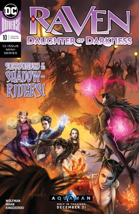 Raven - Daughter of Darkness #10