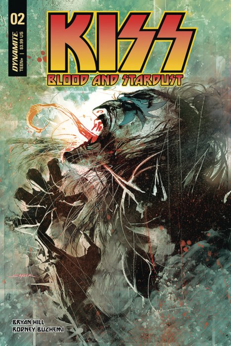 KISS - Blood and Stardust #2