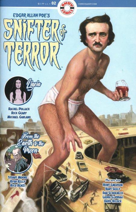 Edgar Allan Poes Snifter Of Terror #2