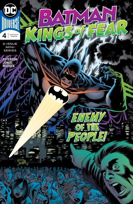 Batman - Kings of Fear #4