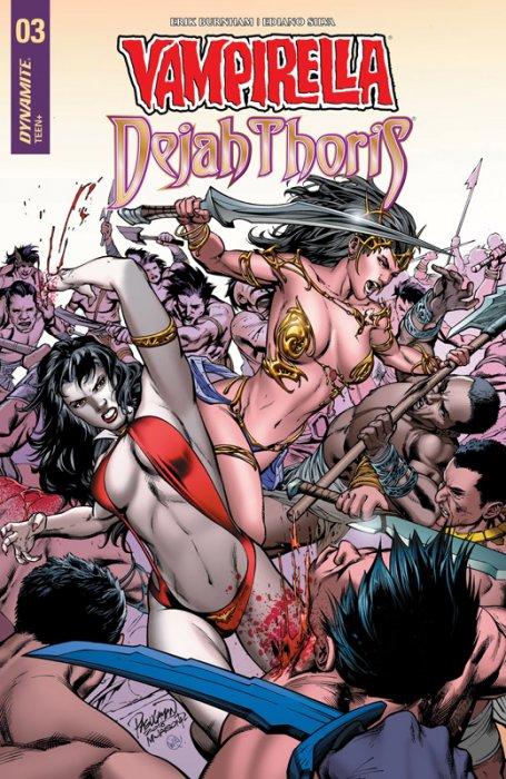 Vampirella - Dejah Thoris #3