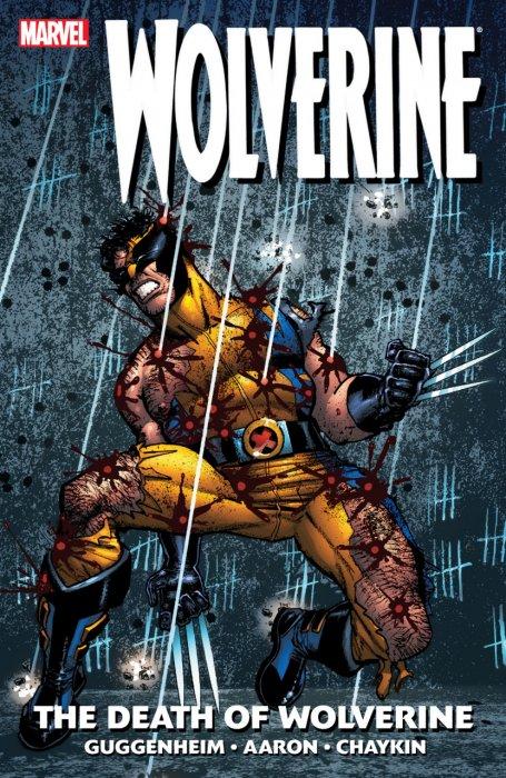 Wolverine - The Death of Wolverine #1 - HC/TPB