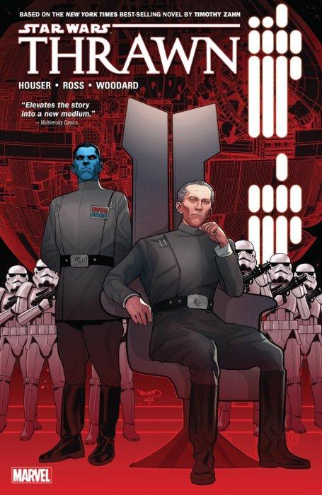 Star Wars - Thrawn #1 - TPB