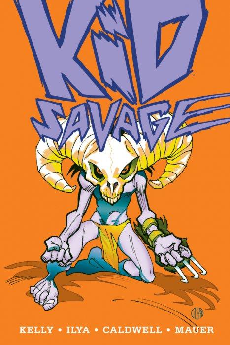 Kid Savage #1 - GN
