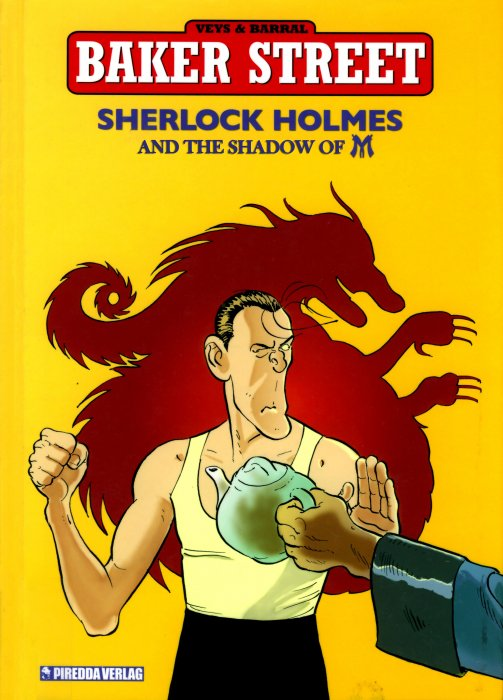 Baker Street #4 - Sherlock Holmes and the Shadow of M