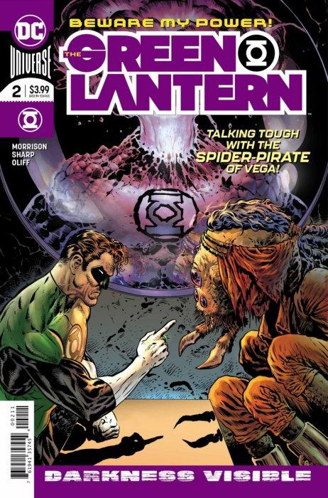 The Green Lantern #2