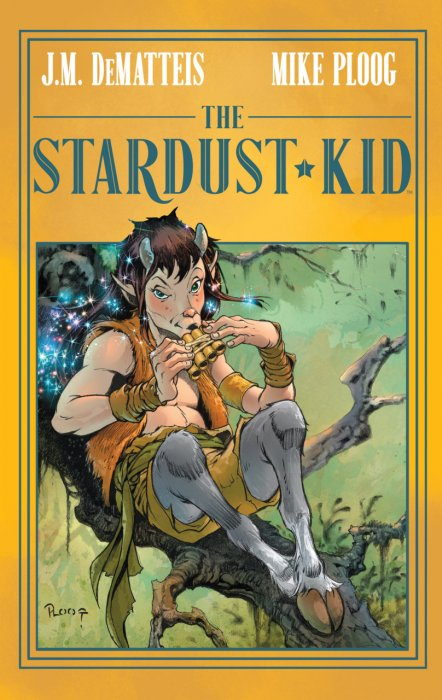 The Stardust Kid #1 - HC