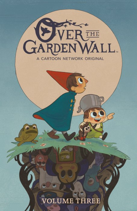 Over The Garden Wall Vol.3