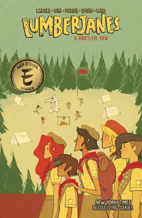 Lumberjanes Vol.7