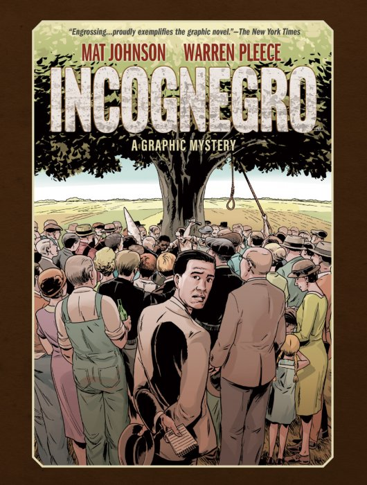 Incognegro - A Graphic Mystery #1 - GN