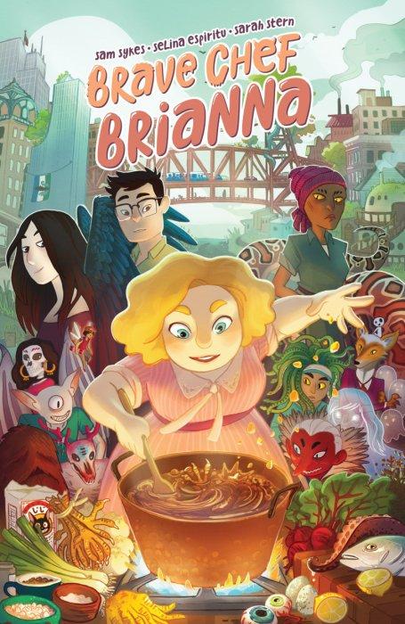 Brave Chef Brianna #1 - TPB
